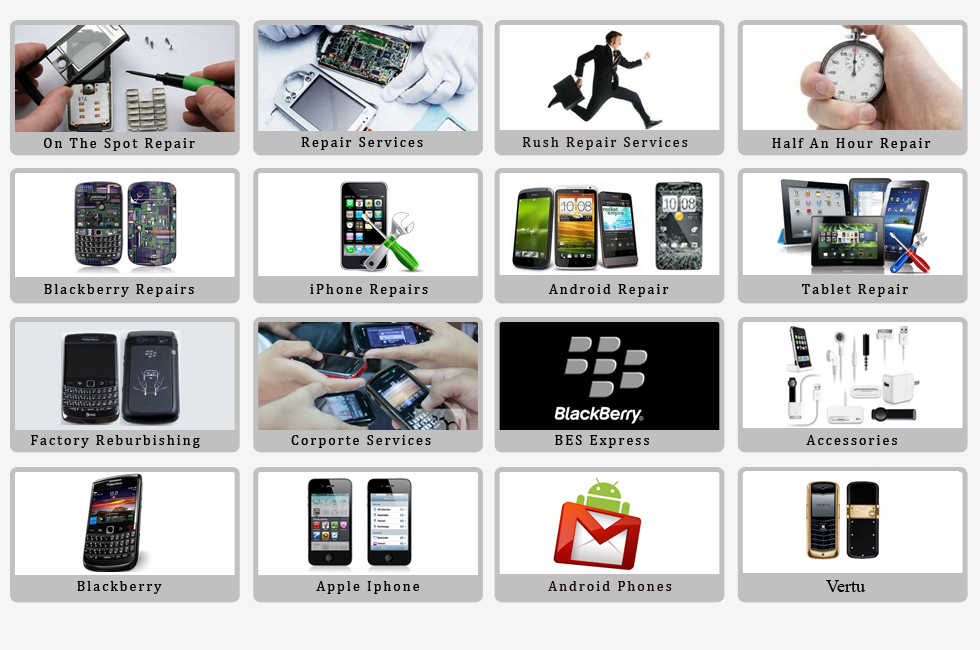 blackberry service centre in Delhi NCR